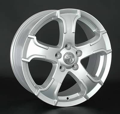 Диск колесный Replay LF12 6,5xR16 5x114,3 ET45 ЦО60,1 серебристый 025939-070154004