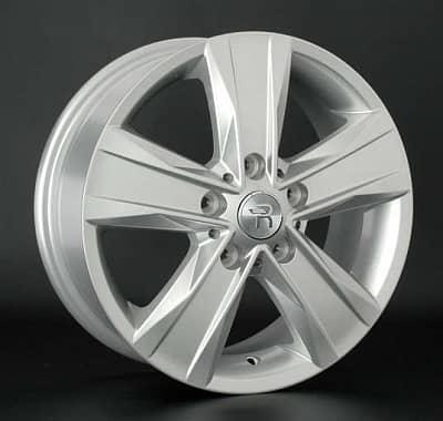Диск колесный Replay PG63 6xR16 5x118 ET50 ЦО71,1 серебристый 029563-070011020