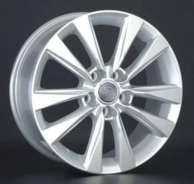 Диск колесный Replay EM4 7xR17 5x114,3 ET45 ЦО60,1 серебристый 029715-030167004