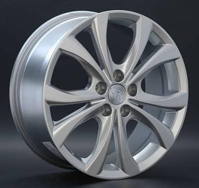 Диск колесный Replay MZ23 7,5xR18 5x114,3 ET60 ЦО67,1 серебристый 006679-100124004
