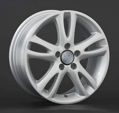 Диск колесный Replay SK1 6,5xR16 5x100 ET43 ЦО57,1 серебристый 010345-100035006
