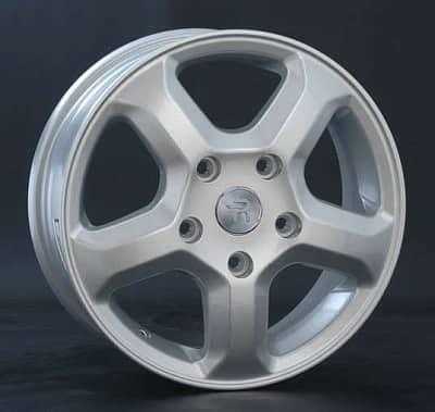 Диск колесный Replay RN35 6xR16 5x130 ET66 ЦО89,1 серебристый 014127-070011048