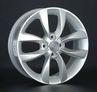 Диск колесный Replay KI108 6xR16 4x100 ET52 ЦО54,1 серебристый 023374-030146004