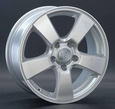 Диск колесный Replay KI22 6,5xR16 5x114,3 ET41 ЦО67,1 серебристый 000312-160146003