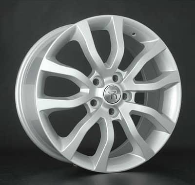 Диск колесный Replay LR47 8xR19 5x120 ET53 ЦО72,6 серебристый 029390-040210012