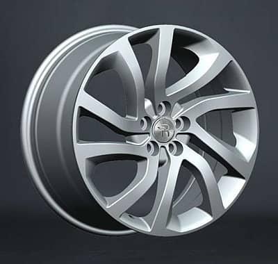 Диск колесный Replay LR55 8xR19 5x120 ET53 ЦО72,6 серебристый 034664-040210012