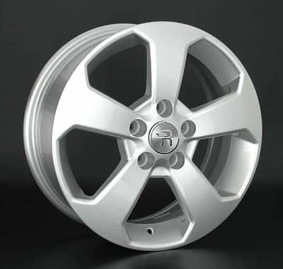Диск колесный Replay NS196 7xR17 5x114,3 ET40 ЦО66,1 серебристый 035488-990010001