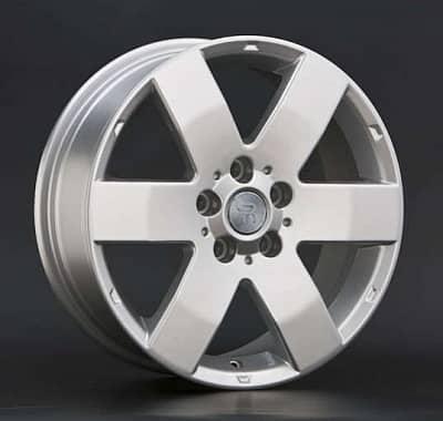 Диск колесный Replay NS197 7xR17 5x114,3 ET40 ЦО66,1 серебристый 035491-990010001