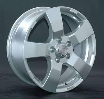 Диск колесный Replay NS66 7xR17 5x114,3 ET45 ЦО66,1 серебристый 016713-100010010