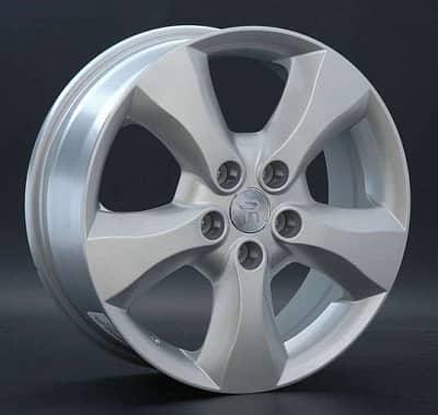 Диск колесный Replay NS87 6,5xR17 5x114,3 ET40 ЦО66,1 серебристый 017760-100010010