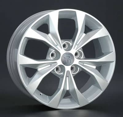Диск колесный Replay RN95 6,5xR16 5x114,3 ET50 ЦО66,1 серебристый 020257-030011001