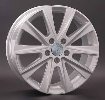 Диск колесный Replay SNG14 6,5xR16 5x112 ET39,5 ЦО66,6 серебристый 017048-040178001