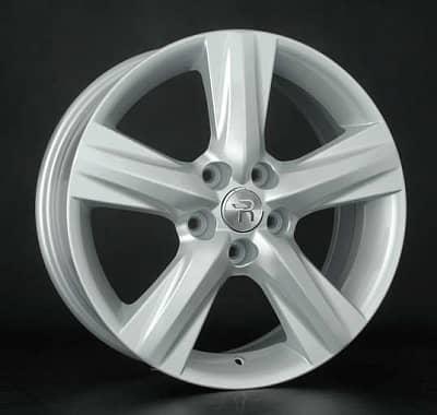 Диск колесный Replay TY177 6,5xR16 5x114,3 ET45 ЦО60,1 серебристый 030683-040125004