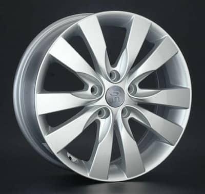 Диск колесный Replay KI93 6,5xR17 5x114,3 ET35 ЦО67,1 серебристый 021527-010146018