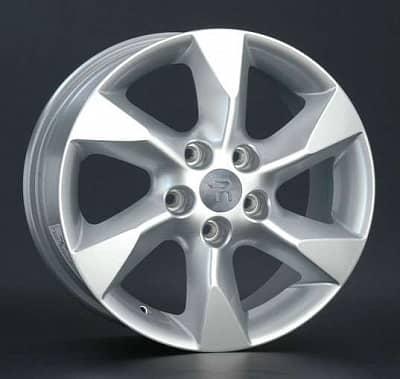 Диск колесный Replay NS101 7xR17 5x114,3 ET40 ЦО66,1 серебристый 022261-100010010