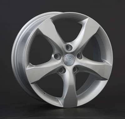 Диск колесный Replay NS36 6,5xR16 5x114,3 ET40 ЦО66,1 серебристый 016439-040010010