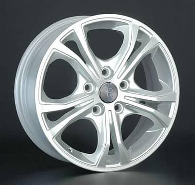 Диск колесный Replay SZ27 6xR16 5x114,3 ET50 ЦО60,1 серебристый 022450-070012002