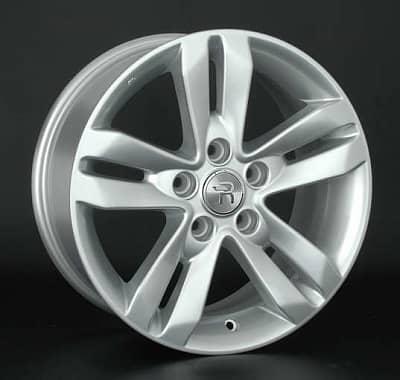 Диск колесный Replay VV181 7xR16 5x112 ET45 ЦО57,1 серебристый 029804-230029006