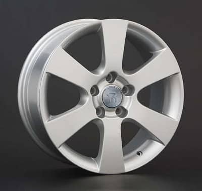 Диск колесный Replay HND18 7xR17 5x114,3 ET41 ЦО67,1 серебристый 004175-070143003
