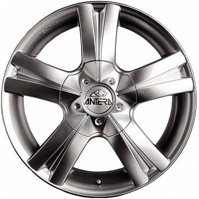 Диск колесный Antera 345 8,5xR18 5x120 ET35 ЦО72,6 серебристый 345 858 D03