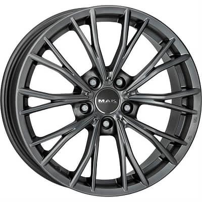 Диск колесный MAK Mark 9xR18  5x112 ET28 ЦО66,6 серый тёмный матовый F9080MKTM28WSX