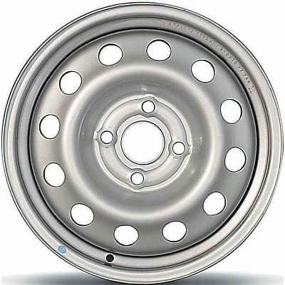 Диск колесный Lada 21214-3101015-00 5xR16 5x139.7 ЕТ58 ЦО98.5 серебристый 21214-3101015-00