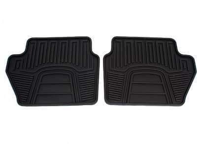 Коврики в салон, задние Ford 1848171 Ford EcoSport (1G) 2014-