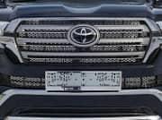 Решетка радиатора нижняя (лист) 2 шт (LC200 Executive) Компания ТСС TOYLC200EX16-05 Toyota Land Cruiser J200 2015-